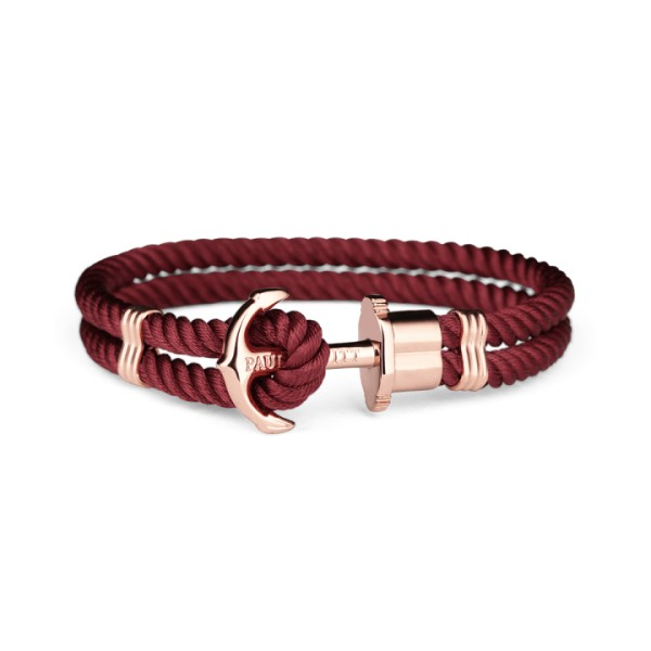 Bracelet PAUL HEWITT Bordeaux